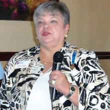 Lesley Baran, Gila Butte Vice Regent