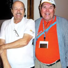 Bob Gostischa and Al Hill