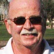 Club Champion Mark Higgs