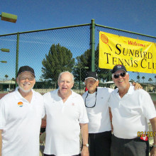 Dan Thorsen, Ed Campion, Tony Horn and Jerry Vance