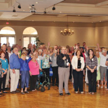 The annual NWC Volunteer Recognition Brunch
