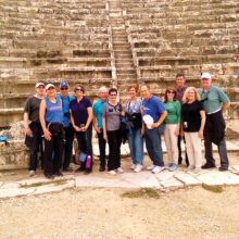 Savvy Travelers in Israel