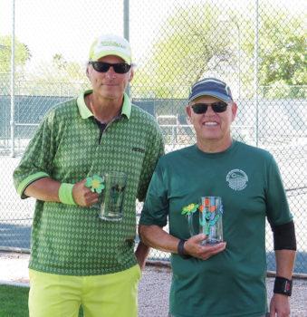 Pete Macksam and Tod Williams
