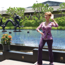 Take a Tai Chi class with Kim!