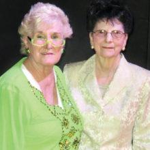 Rose Pachura and Anne De Rose