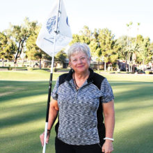 Congratulations Patty Assante for being the only player to beat the pro!