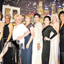 Cotillion All Girls Chorus Line's inaugural performance!