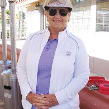 Susan Lamb, summer league Chairperson