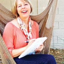 Author Ann Lee Miller