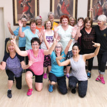 Join these ladies for a great workout!