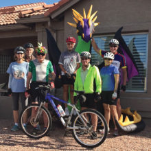 Join us for fall and winter biking!