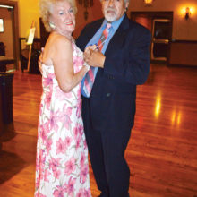 Lylla and Ken Alejandro (photo by Janet Quade).