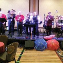 The Dan Reed Dixieland Hotshots