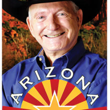 Marshall Trimble, Arizona's Official State Historian