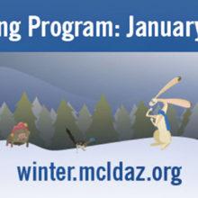 Winter Reading Program, Ed Robson Branch Library