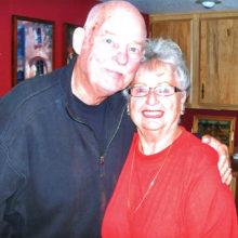 Gloria and Jim Slack