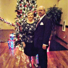 Elaine and Ted Johnson