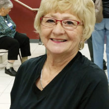 Concert Accompanist, Caroline Brown