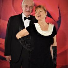 Emmett Babler and Carmela Hopkins