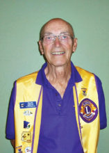 Lion of the Month Floyd Mullen