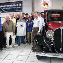 SLJC Men's Club outing to Martin Auto Museum in Phoenix, Arizona