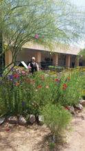 St. Peter Indian Mission, Bapchule, Arizona