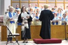 SLJC choir