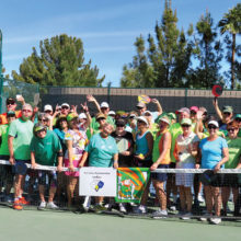 Pickleball St Paddy's Day social
