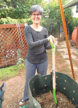 Master Gardener Jackie Rich