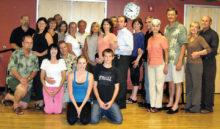 Basic Social Dance class