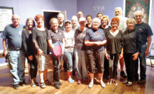 Cast and production crew of Sun Lakes Community Theatre's summer production, The Hallelujah Girls, directed by Linda Caton