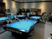 IronOaks Breakers Pool League