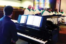 SLUCC Choir