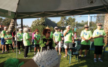 Sun Lakes annual Fun Walk