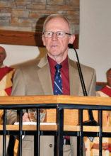 Dr. Marc Drake, Sr. Pastor, First Baptist Church of Sun Lakes