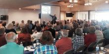 Dr. Stephen Flitman at Memory Seminar