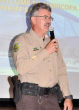 Craig Lloyd, Commander of the Sun Lakes Sheriff's Posse
