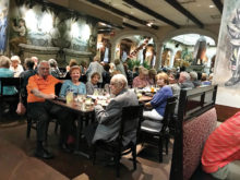 Dinner at Abuelo's in March