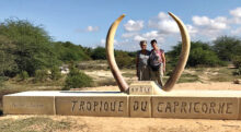 Tropic of Capricorn in Madagascar