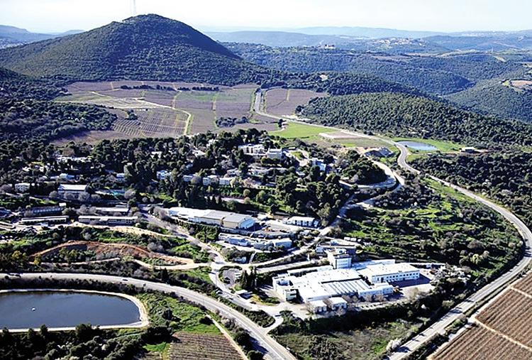 Kibbutz Sasa now