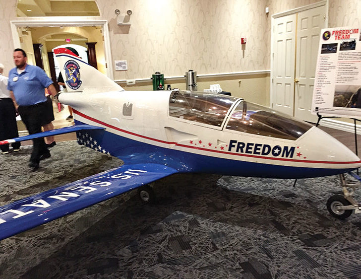 The BD-5J, the world's smallest jet aircraft, will be the topic of a presentation by Bob Bishop at the Sun Lakes Aero Club's gathering Monday, March 16, at the Sun Lakes Country Club Navajo Room. The public is invited to attend.