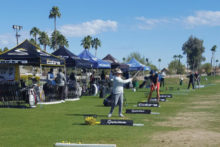 Ladies-only Demo Day is a great way to check out new clubs.