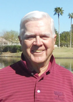 Dick Winkelman, IMGA Golfer of the Month