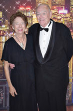 Pictured are Jim and Gayle Alvar entering the San Tan Ballroom for January's Black and White Ball. We appreciate Jim and Gayle's continued support of the club. They have been members for many years. They always attend in splendid attire with smiles and kind words for all.