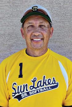 Record-setter and league leader Reyes Gonzales (Photo courtesy of Mug Shot Studios)