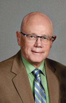 Pastor Marvin Arnpriester