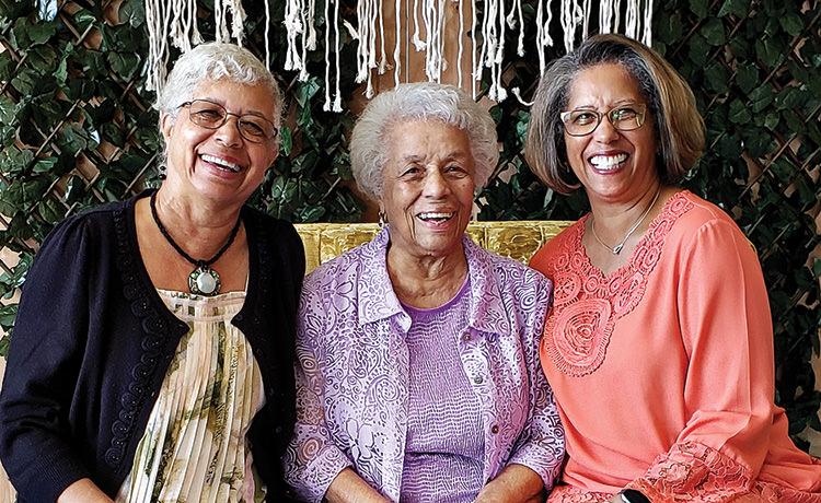 Sheila, Betty, and Trudy Creasy