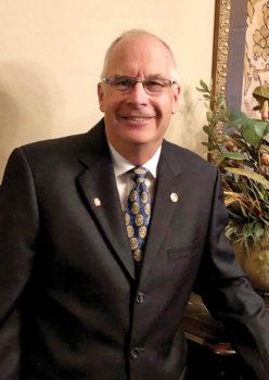 New president Jon Lyons