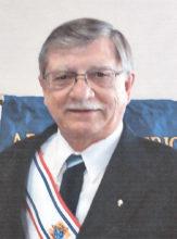 Grand Knight Jim Bach