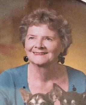 Arlene Mildred Riley